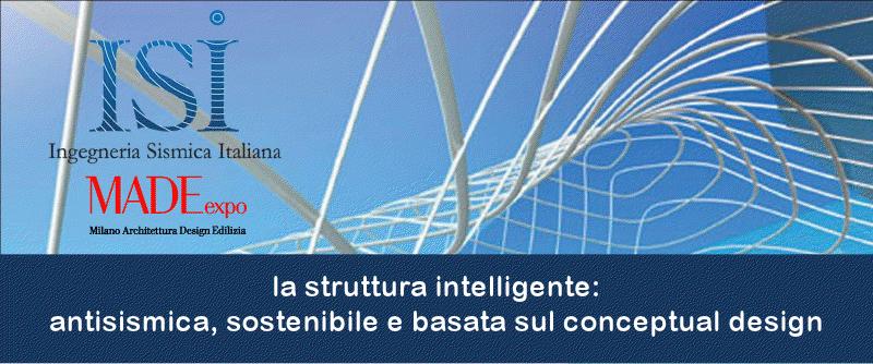 Convegno Ingegneria Sismica giunti didilatazione Made Expo 2012