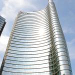Torre Unicredit Milano - Giunti di dilatazione e Tagliafuoco