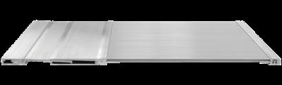 Sistema di giunzione a pavimento per giunti fino a 300 mm K ALU