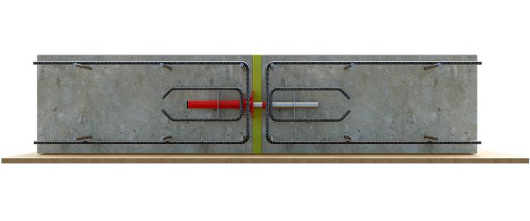 Connettori al taglio con marcatura CE tecno K Giunti per giunti strutturali