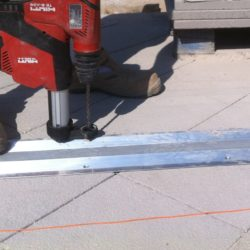 Tecno K Giunti di dilatazione per pavimenti finiti